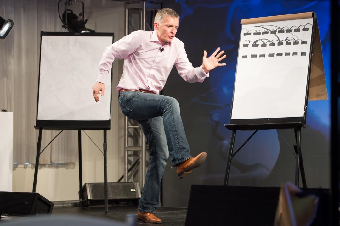 Michael Tipper Virtual Presenter